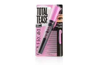 Covergirl Total Tease Full + Long + Refined Mascara - # 815 Brown 6.5ml