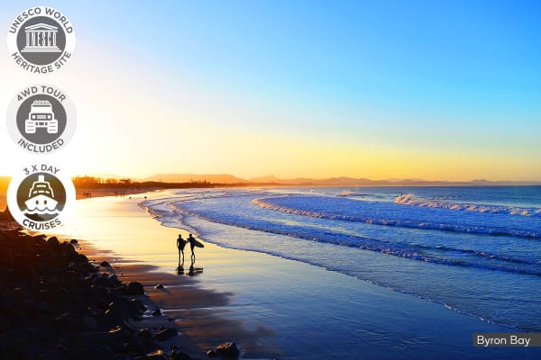 AUSTRALIA: 14 Day Sydney to Cairns Tour For Two