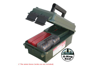 Mtm Heavy-duty 30 Caliber Water-resistant Ammo Can Army Green AC30C-11