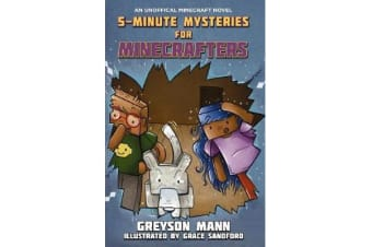 5-Minute Mysteries for Minecrafters