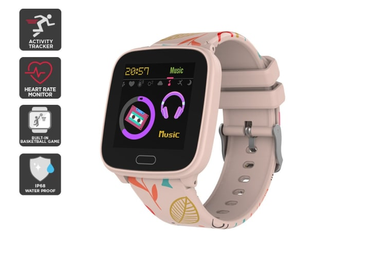 Kogan Play+ Kids' Smart Watch (Pink)