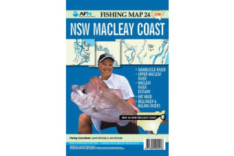 South West Rocks : AFN Fishing Map 24