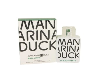 Mandarina Duck Mandarina Duck Black & White Eau De Toilette Spray 100ml/3.4oz