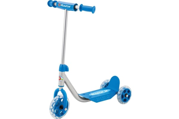 Razor Junior 3 Wheel Scooter Blue