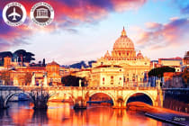 ITALY: 12 Day Italy Tour Including Flights for Two