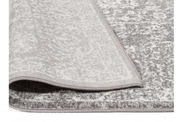 Homage Grey Transitional Rug 300x80cm