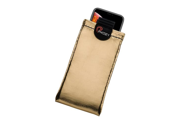 Phoozy XP-3 Iridium Gold Protector Case for Smartphones - XL (PHO018)