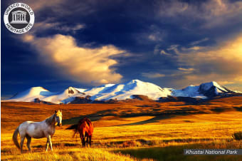 MONGOLIA: 16 Day Authentic Mongolia Tour For Two