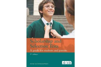 Scholarship and Selection Tests - A guide for students and parents