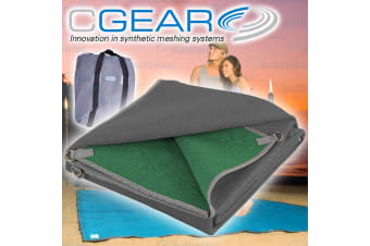 CGEAR MULTIMAT - DUAL LAYER FOR CAMPING AND ANNEX GROUND COVER 3.6M X 4.6M