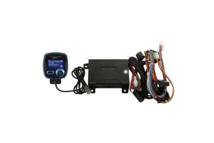 Driversafe 5000 Installer kit With phone book display
