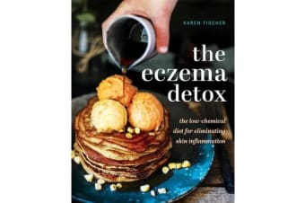 The Eczema Detox - The Low-Chemical Diet for Eliminating Skin Inflammation