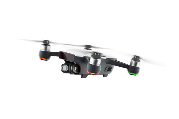DJI Spark Fly More Combo (Alpine White) - Official DJI Refurbished
