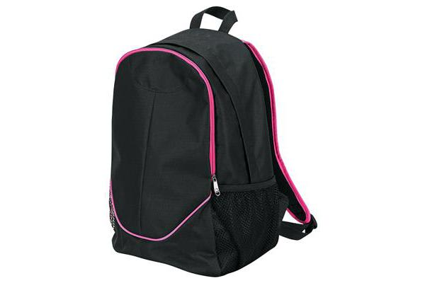 Warwick Backpack Pink Black