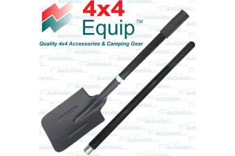 4x4 Equip Combo 2 Piece Recovery Shovel Camping Outdoor Spade Off Road Idh-2-8