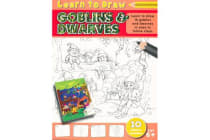 Learn to Draw Goblins and Dwarves - Learning To Draw Activity Book