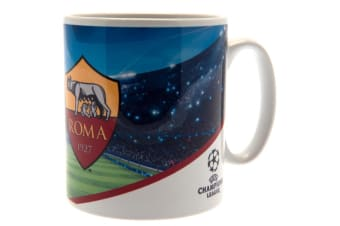 AS Roma Champions League Mug (Multicoloured)
