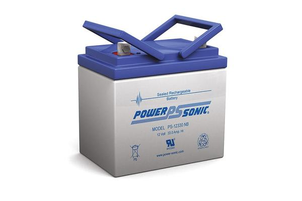 Power Sonic 12V 33Amp Sla Battery