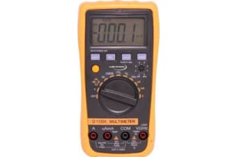 Micron Auto Ranging Digital Multimeter