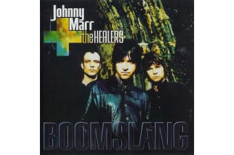 Johnny Marr + The Healers  ‎– Boomslang PRE-OWNED CD: DISC EXCELLENT