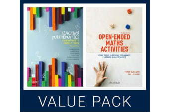 Teaching Mathematics 2e and Open Ended Maths Activities Revised Ed