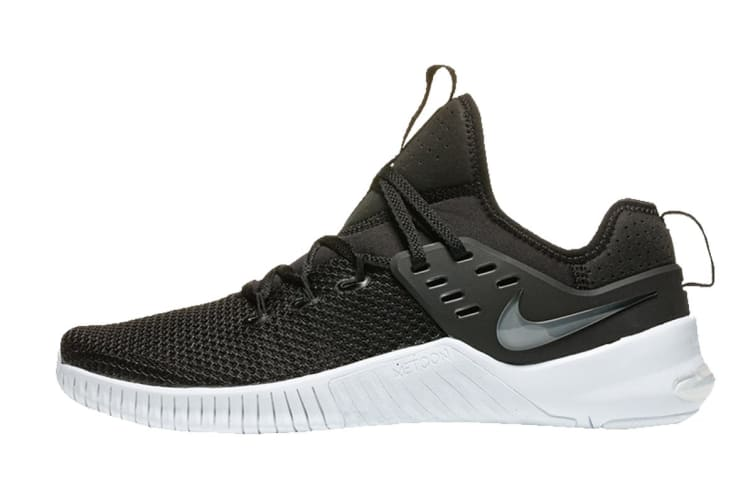 Nike Men's Free x Metcon (Black/White, Size 5.5 US)