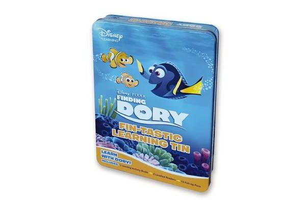 Disney Learning - Finding Dory: Fin-tastic Learning Tin