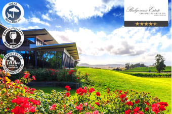 YARRA VALLEY: 1 Night at Balgownie Estate Vineyard Resort & Spa for Two