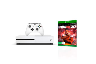 Xbox One Console S 1TB with NBA 2K20 Bundle
