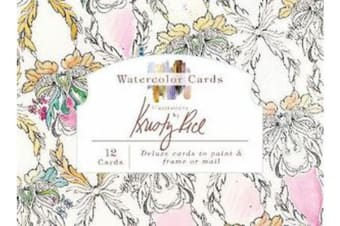 Watercolor Cards - Illustrations by Kristy Rice