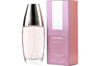 Estee Lauder Beautiful Sheer Eau De Parfum Spray 75ml