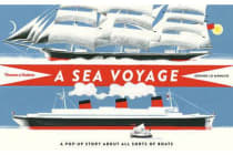 Sea Voyage - A Pop-up Story About All Sorts of Boats