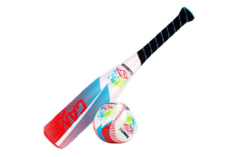 2pc Baseball Soft Bat/Ball Sports Safe Play/Fun/Game/Toy Set f/ Kids/Children 3+