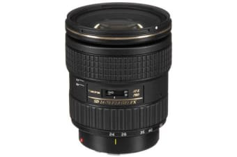 New Tokina AT-X 24-70mm F2.8 PRO FX Lens Canon (FREE DELIVERY + 1 YEAR AU WARRANTY)