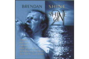 Shine on 21. Brendan Shine BRAND NEW SEALED MUSIC ALBUM CD - AU STOCK