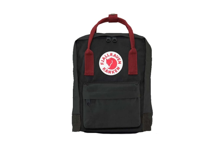 031b511d5 Dick Smith NZ | Fjallraven Kanken Mini (Black/Ox Red) | Backpacks