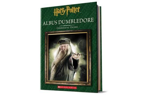 Albus Dumbledore - Cinematic Guide (Harry Potter)