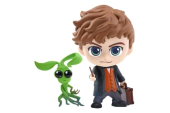 Fantastic Beasts 2 Grindelwald Newt & Bowtruckle Cosbaby