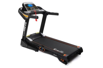 Everfit Home Electric Treadmill (Black)