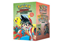 Pokemon Adventures Fire Red & Leaf Green / Emerald Box Set - Includes Volumes 23-29