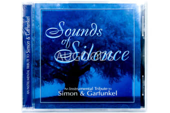 Sounds of Silence - An Instrumental Tribute to Simon & Garfunkal CD NEW SEALED