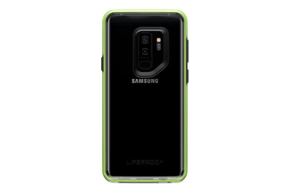 online retailer 10f1e 5e01a Lifeproof SLAM Case for Samsung Galaxy S9+ Plus - Black/Lime