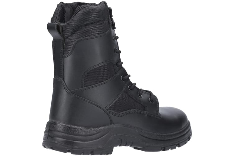 Amblers FS008 Mens Safety Boots (Black) (39 EUR)