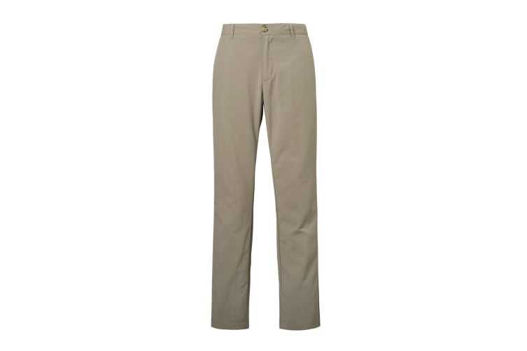 Craghoppers Mens NosiLife Albany Trousers (Pebble) (36L)