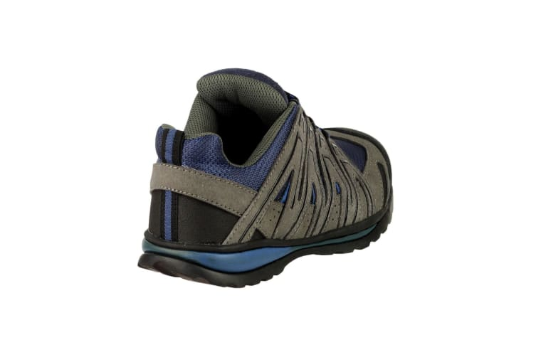Amblers Safety FS34C Safety Trainer / Mens Trainers (Blue) (5 UK)