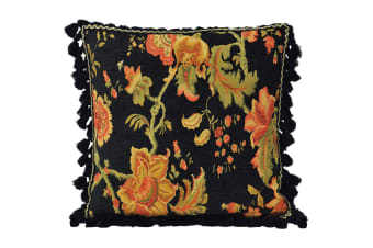 Riva Home Fairvale Cushion Cover (Black)