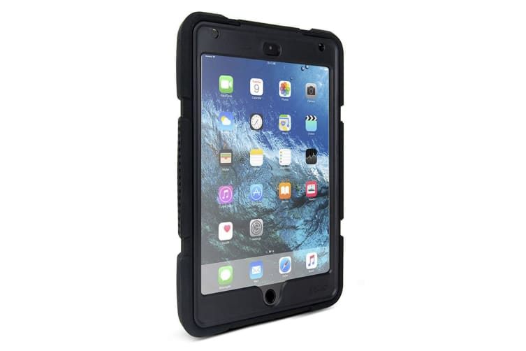 Gecko Ultra Tough Heavy Duty Case for iPad Mini 4 Shock/Dirt Proof Rugged Cover