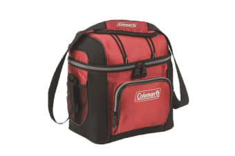 COLEMAN 9 CAN COOLER BAG DAY TRIP LUNCH CAR CAMPING INSULATED SOFT PORTABLE NEW