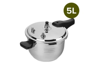 5L Commercial Grade Stainless Steel Pressure Cooker