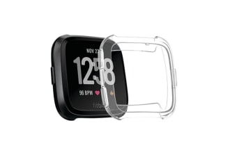 Fitbit Versa Smart Watch TPU Protective Shock Resistant Case P000059